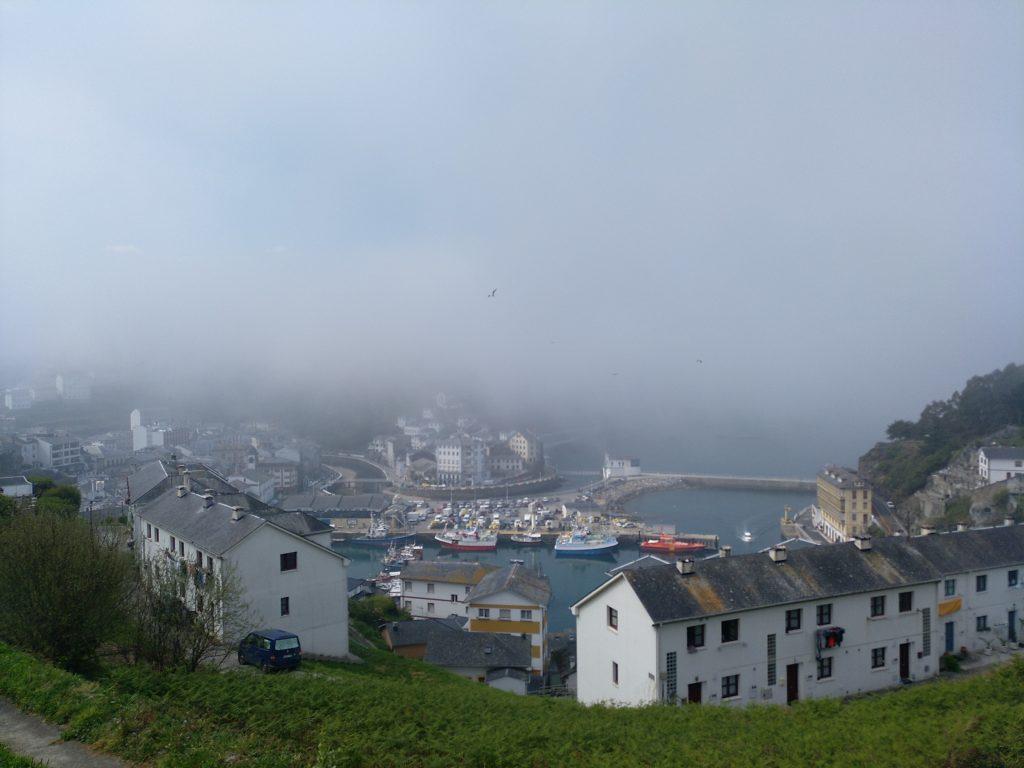 Luarca (Niebla)