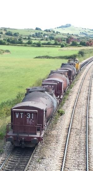 Tren Torpedo