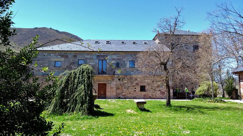 Palacio de Quiñones en Riolago