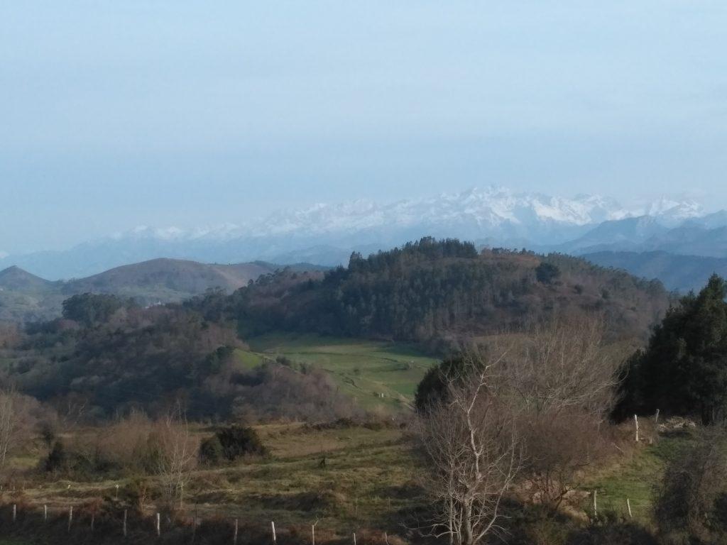 Vistas desde La Campa