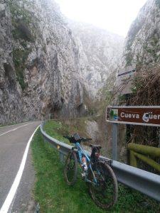 Carretera al Páramo