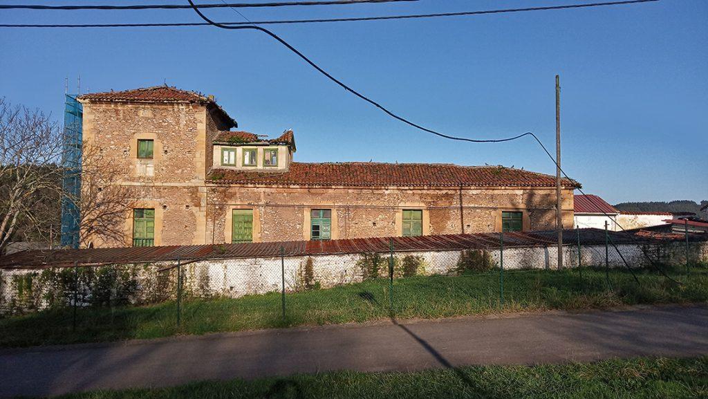 Palacio de Peñalver, Trasona