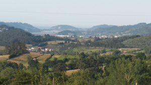 Vistas desde San Pedro de Ambás